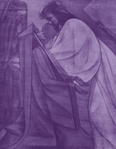 kruiswegstatie Toorop